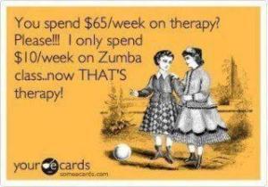 benefits of zumba class