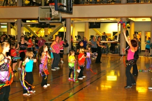 zumba, kids, families, fitness